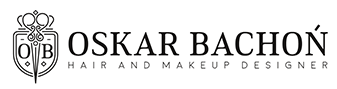 Oskar Bachoń - Hair and make-up designer - Logo